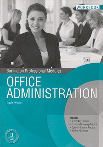 9789963510542: OFFICE ADMINISTRATION WB Grado Medio ED.13 Burlington