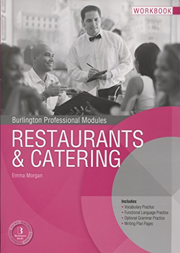 9789963510603: RESTAURANT CATERING WB GM.ED.13 Burlington