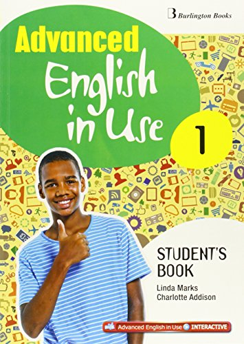 9789963513956 Advance English In Use 1 Eso Student S Book