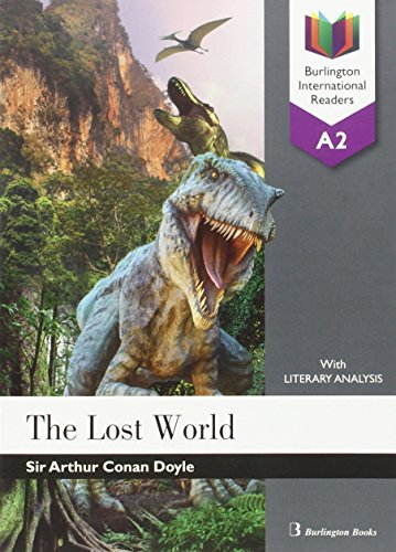 The Lost World: A. Conan Doyle