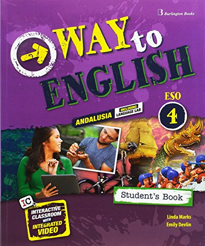 9789963516568: WAY TO ENGLISH 4ºESO ST ANDALUCIA 16