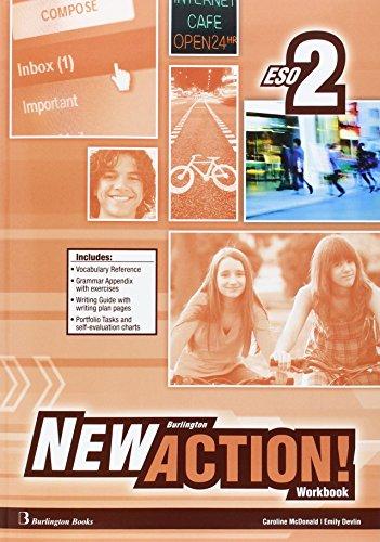 9789963516926: NEW ACTION 2ºESO WB 16 BURIN32ESO