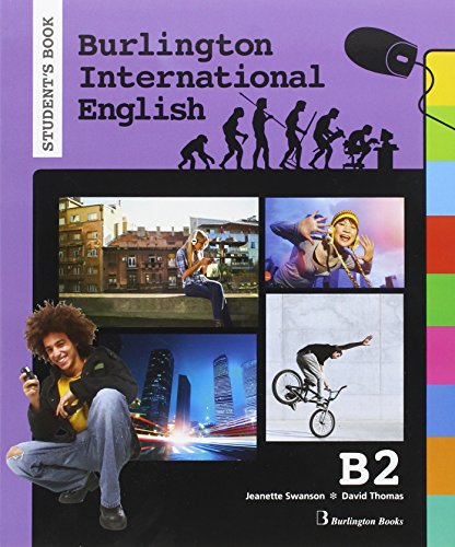 9789963517138: BURLINGTON INTERNAT.ENGLISH B2 ST 16 BURINBURIN0SD
