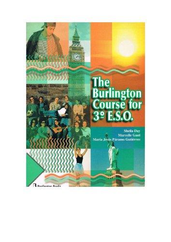 9789963602995: THE BURLINGTON COURSE FOR 3º ESO