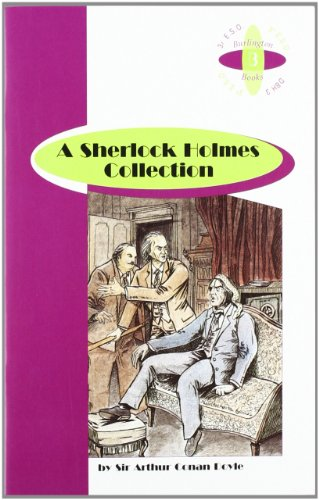9789963626243: Sherlock Holmes Collection 3ºeso