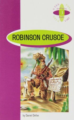9789963626267: ROBINSON CRUSOE BR3ESO