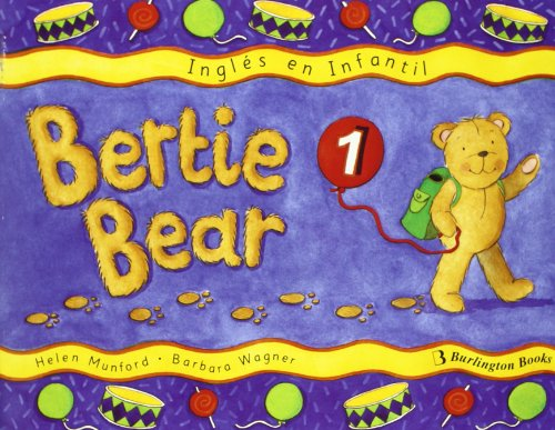 9789963626861: Bertie Bear 1 Pupilsbook
