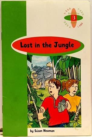 Lost in the jungle. 1º eso.: Newman, Susan