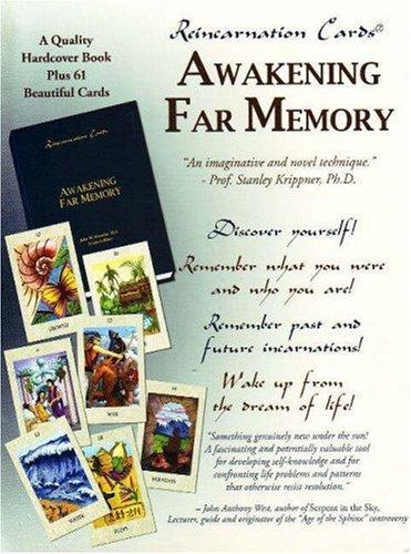 9789963667000: Awakening Far Memory -- Reincarnation Cards®: Book & Cards Set