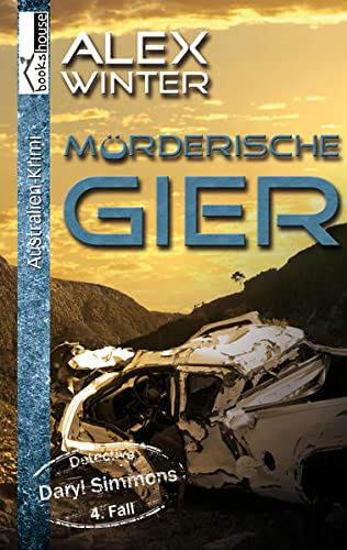 9789963727339: M�rderische Gier: Detective Daryl Simmons 4. Fall