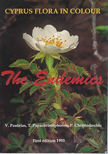 Cyprus flora in colour: The endemics: Pantelas, V