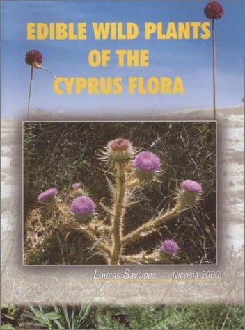 9789963839018: Edible Wild Plants of the Cyprus Flora
