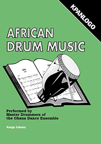9789964702168: African Drum Music - Kpanlogo