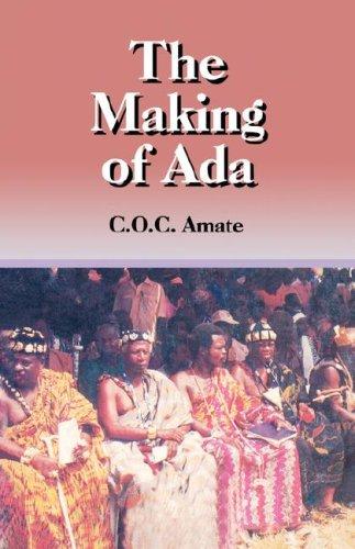 9789964978648: The Making of Ada (Junior Readers Series, 37, 37)