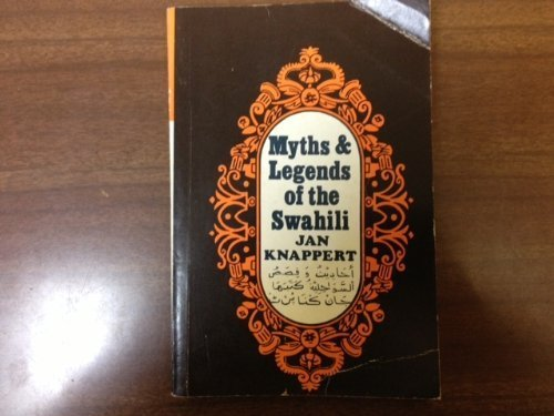 9789966463043: Myths and Legends of the Swahili