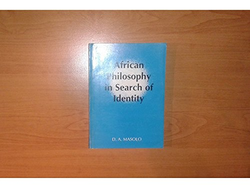 9789966466327: African Philosophy in Search of Identity
