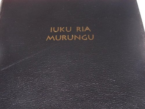 9789966480637: Kimeru Bible
