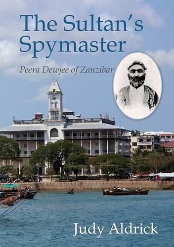 The Sultan's Spymaster: Judy Aldrick