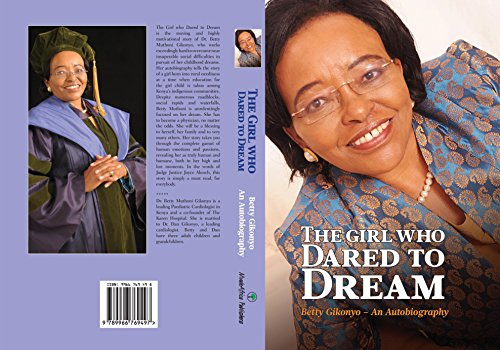 9789966769497: The Girl Who Dared To Dream