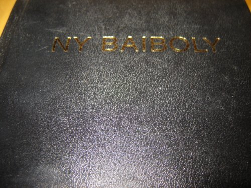 NY Soratra Masina : Bible in Malgache