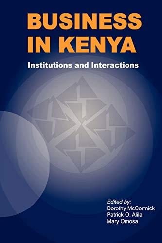 9789966846952: Business in Kenya