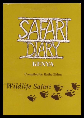 9789966848093: Safari Diary Kenya