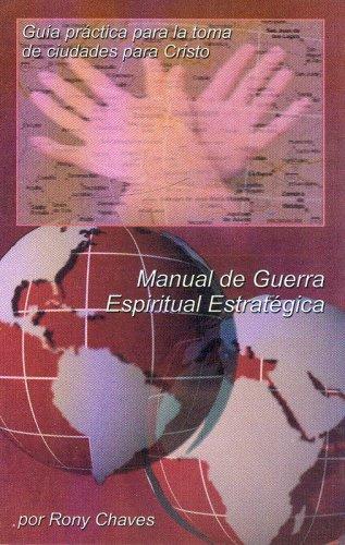 9789968910002: Manual De Guerra Espiritual Estrategica