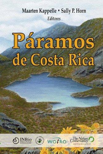9789968927093: Páramos de Costa Rica