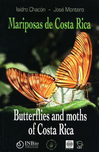 9789968927239: Mariposas de Costa Rica / Butterflies and Moths of Costa Rica