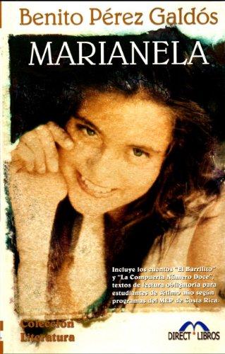 9789968943321: Marianela (Coleccion Literatura)