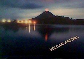 VOLCAN ARENAL ; Spanish / English Edition ; Edición española/inglesa *: ...