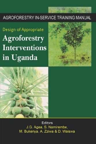 9789970026777: Design of Appropriate Agroforestry Interventions in Uganda