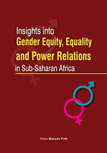 9789970252343: Insights Into Gender Equity, Equality and Power Relations in Sub-Saharan Africa