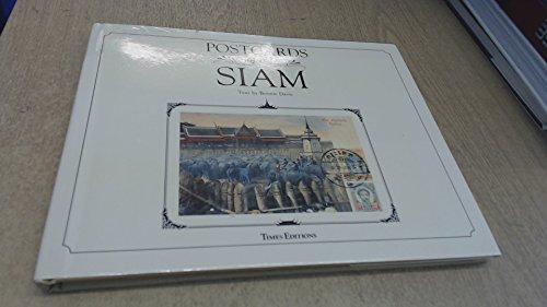 Postcards of Old Siam.: DAVIS, Bonnie.