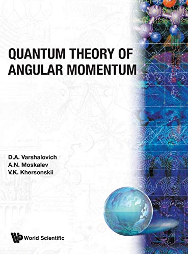 9789971501075: Quantum Theory Of Angular Momemtum