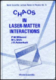 Chaos in Laser-Matter Interactions (World Scientific Lecture: Peter W. Milonni