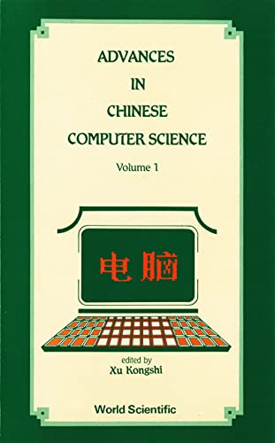 9789971501990: Advances in Chinese Computer Science, Volume 1