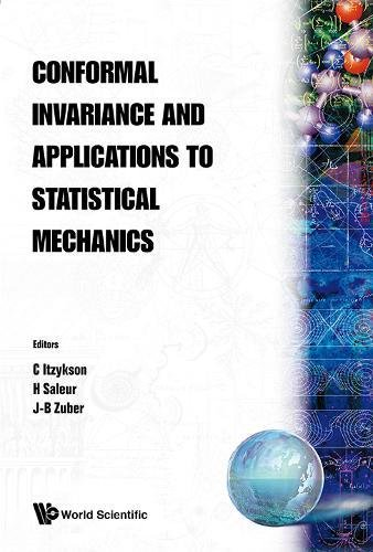 9789971506056: Conformal Invariance and Applications to
