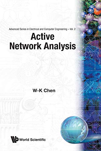 9789971509132: Active Network Analysis (Advanced Series in Electrical and Computer Engineering)