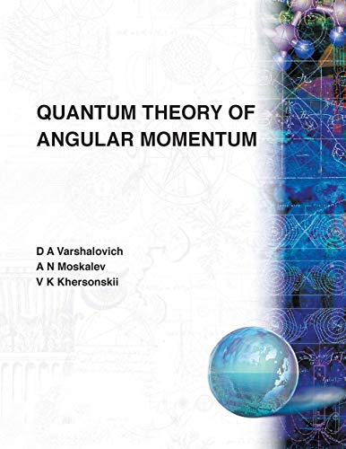 9789971509965: Quantum Theory of Angular Momemtum