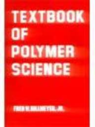 9789971511418: Textbook Of Polymer Science