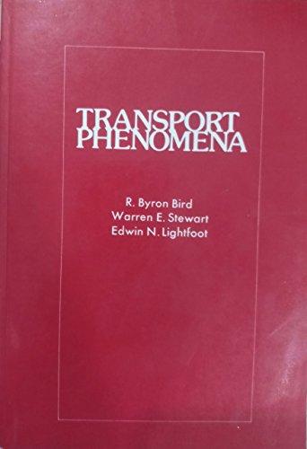 9789971511425: Transport Phenomena (1994)