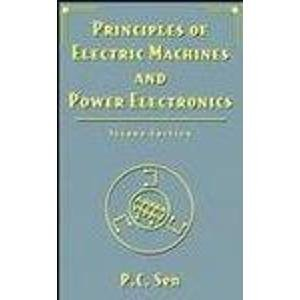 9789971512040: Principles of Electric Machines and Power Electronics