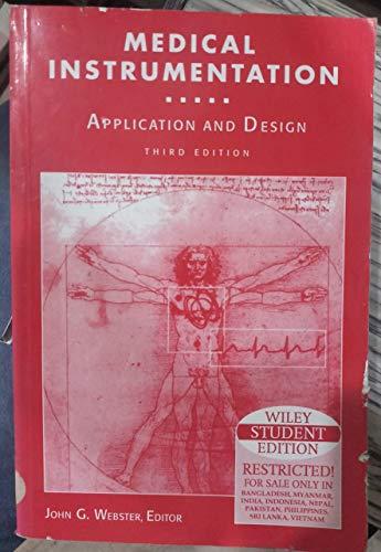 9789971512705: Medical Instrumentation: Application and Design