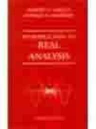 9789971513061: Introduction to Real Analysis