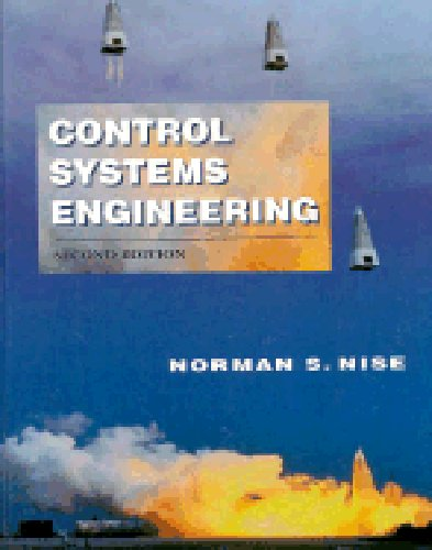 Control Systems Engineering: Norman S. Nise