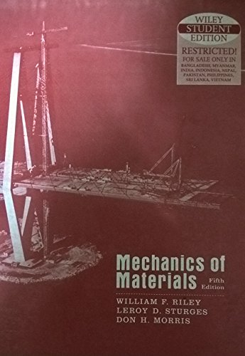 9789971513726: Mechanics of Materials