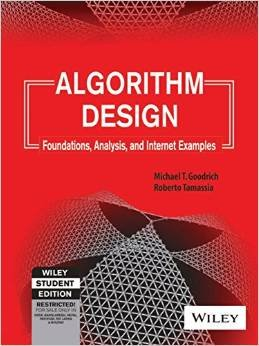 9789971514099: ALGORITHM DESIGN: FOUNDATIONS, ANALYSIS AND INTERNET EXAMPLES