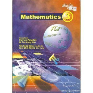 New Syllabus: Mathematics 3: Prof Lee Peng