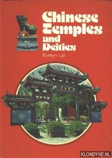9789971650537: Chinese temples and deities